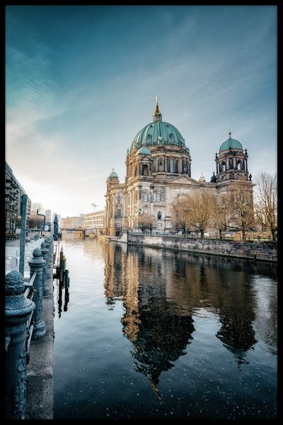 Berlin Cathedral Plakat