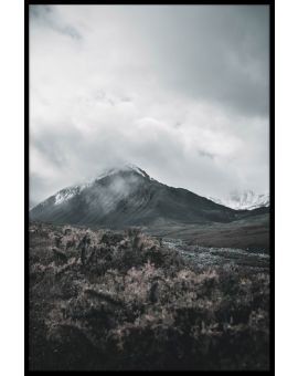 Misty Mountain N02 Plakat