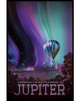 NASA Jupiter Plakat