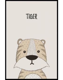 Tiger Kids Plakat
