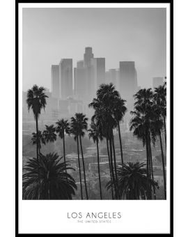Los Angeles Plakat