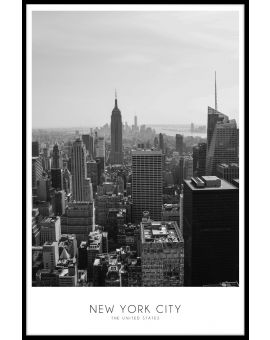 New York City N04 Plakat