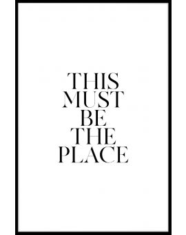 The Place Plakat