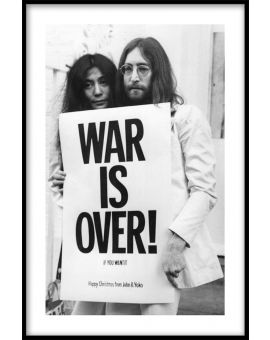 War Is Over! Plakat